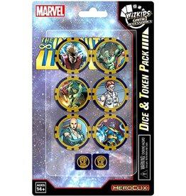 Wizkids Marvel Heroclix: Infinity War Dice and Token Set