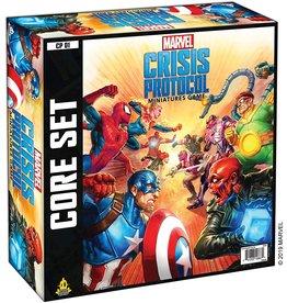 Asmodee Editions Marvel: Crisis Protocol Core Set