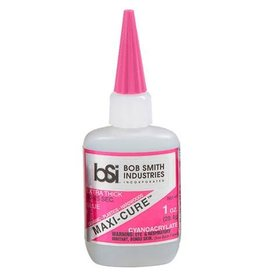 BSI Maxi-Cure Extra Thick 1 oz (Pink)