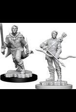 Wizkids Nolzur Mini: W11 Male Human Ranger