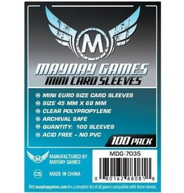 Mayday Games MG Mini Euro Card Sleeves (100)