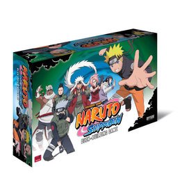 Cryptozoic USED Naruto Shippuden Deck Building Game