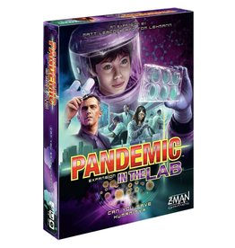 Z-Man Games Pandemic Expansion: In the Lab