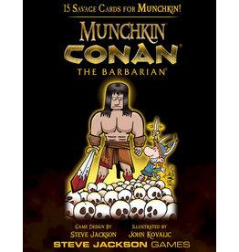 Steve Jackson Games Munchkin Conan the Barbarian Booster
