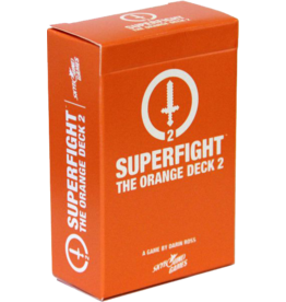 Skybound Games Superfight Orange Deck 2