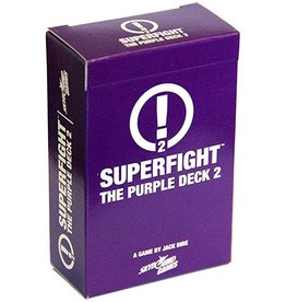 Skybound Games Superfight Purple Deck 2