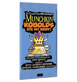 Steve Jackson Games Munchkin Kobolds Ate My Baby!