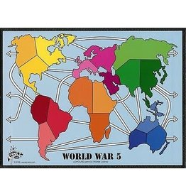 Looney Labs World War 5: Gameboard