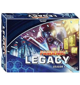 Z-Man Games Pandemic: Legacy Season 1 - Blue