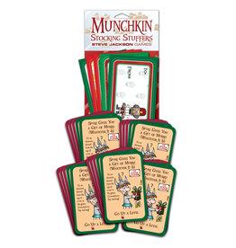 Steve Jackson Games Munchkin Stocking Stuffers