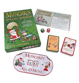 Steve Jackson Games Munchkin: Holiday Surprise