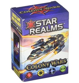 White Wizards Games Star Realms Colony Wars