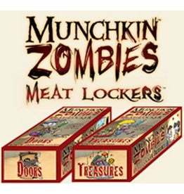 Steve Jackson Games Munchkin Zombies: Meat Locker