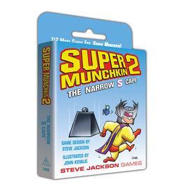 Steve Jackson Games Super Munchkin 2: Narrow-S-Cape