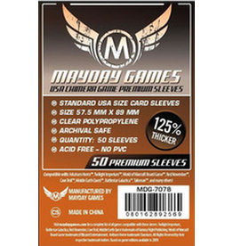 Mayday Games MG Premium USA Chimera Sleeves 57.5mm x 89mm (50)