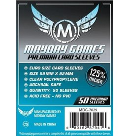 Mayday Games MG Standard Euro Premium Sleeves