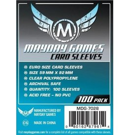Mayday Games MG Standard Euro Sleeves