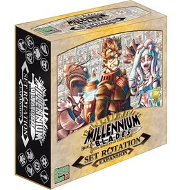 Level 99 Games Millennium Blades: Set Rotation