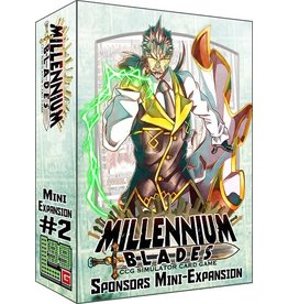 Level 99 Games Millennium Blades: Sponsors