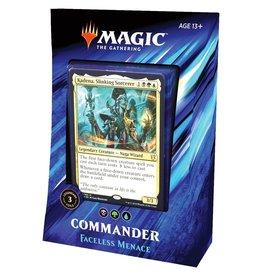 Wizards of the Coast MTG Commander 2019 Faceless Menace (Blue)