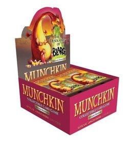 Steve Jackson Games Munchkin CCG: The Desolation of Blarg Booster Display (24)
