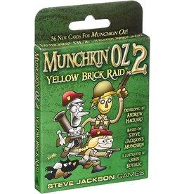 Steve Jackson Games Munchkin Oz 2 Yellow Brick Raid