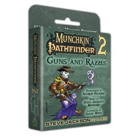 Steve Jackson Games Munchkin Pathfinder 2