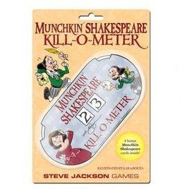 Steve Jackson Games Munchkin Shakespear Kill O Meter