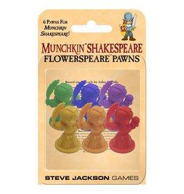 Steve Jackson Games Munchkin Shakespeare Flowerspeare Pawns