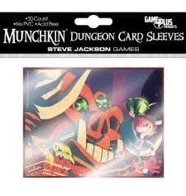 Steve Jackson Games Munchkin Sleeves: Dungeon Cards