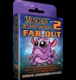 Steve Jackson Games Munchkin Starfinder 2: Far Out