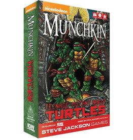 Steve Jackson Games Munchkin Teenage Mutant Ninja Turtles TMNT
