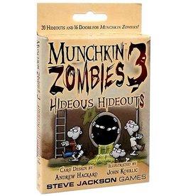 Steve Jackson Games Munchkin Zombies 3 - Hideous Hideouts