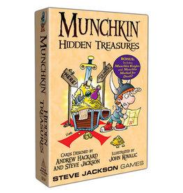 Steve Jackson Games Munchkin: Hidden Treasures