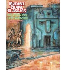 Mutant Crawl Classics 3: Incursion of the Ultradimension
