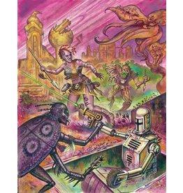 Goodman Games Mutant Crawl Classics : Judge's Screen