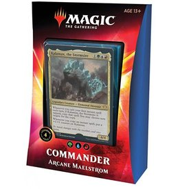 Wizards of the Coast Commander Deck 2020 Arcane Maelstrom