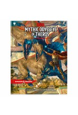 Wizards of the Coast Dungeons and Dragons: Mythic Odysseys of Theros