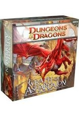 Wizards of the Coast D&D: Wrath of Ashardalon Board Game