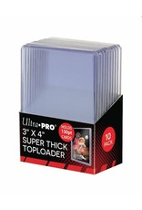 Ultra Pro Super Thick 130PT Toploaders (10ct)