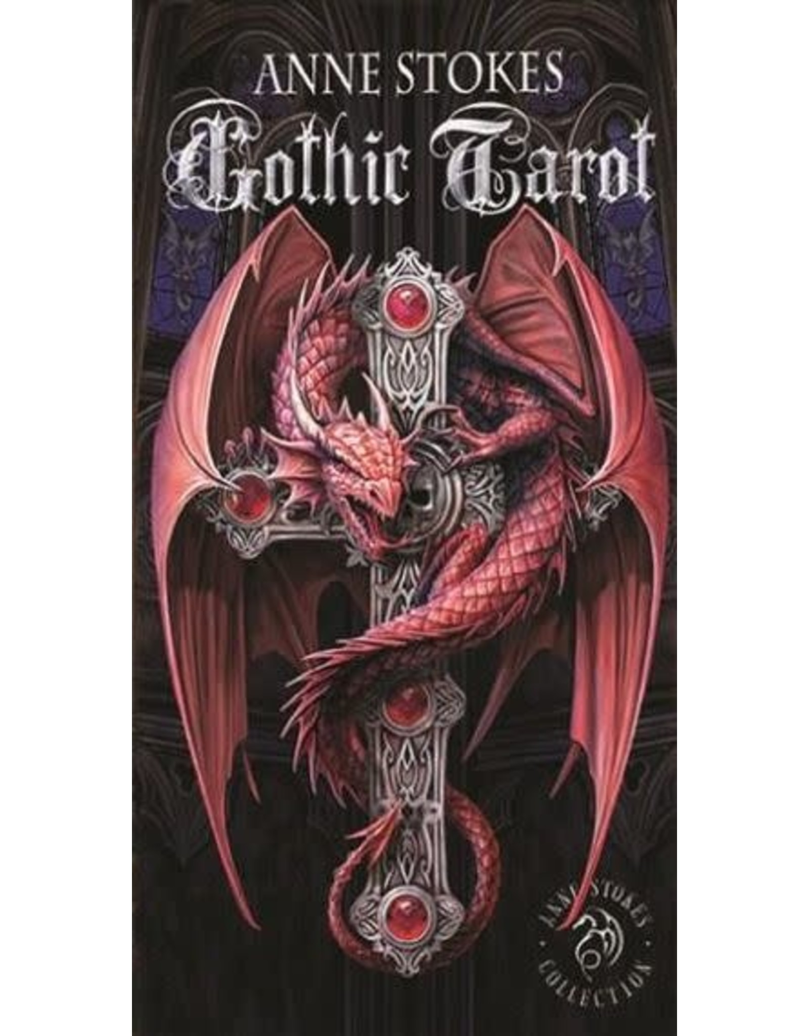 Bicycle Anne Stokes Gothic Tarot Deck