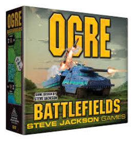 Steve Jackson Games OGRE BATTLEFIELDS