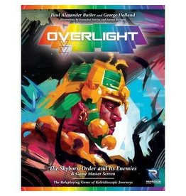 RENEGADE Overlight: Role Playing Game Skyborn Order and it's Enemies & GM Screen