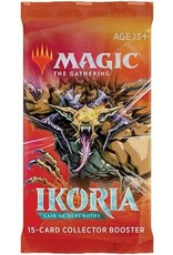 Wizards of the Coast MTG Ikoria Collector's Booster Pack