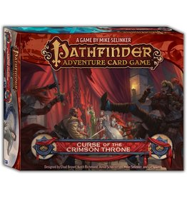 Paizo Pathfinder Adventure Cardgame: Curse of the Crimson Throne Adventure Path