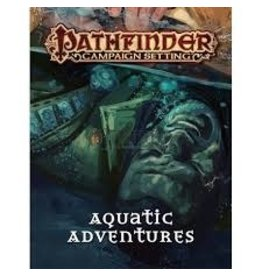 Paizo Pathfinder Campaign Setting Aquatic Adventres