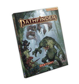 Paizo PATHFINDER RPG - SECOND EDITION: BESTIARY - STANDARD EDITION