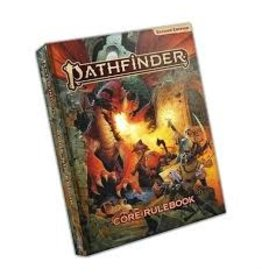 Paizo PATHFINDER RPG - SECOND EDITION: CORE RULEBOOK - STANDARD EDITION