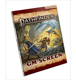 Paizo PATHFINDER RPG - SECOND EDITION: GM SCREEN