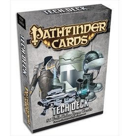 Paizo PF Cards: Tech Deck Item Cards